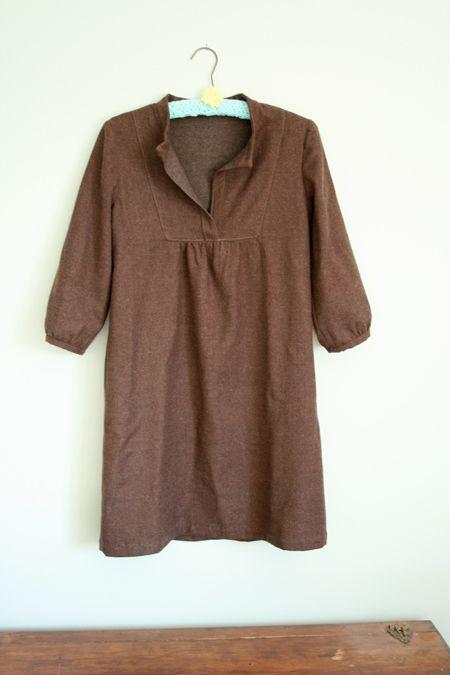 Tova dress pattern