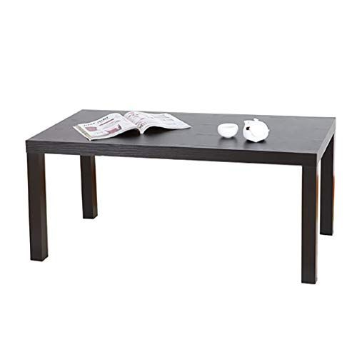 Zhaoru End Tables Desk Drawer Black Square Table Wooden Table Coffee Table Small Table Mini Simple Househo Modern Coffee Tables Square Tables Desk With Drawers