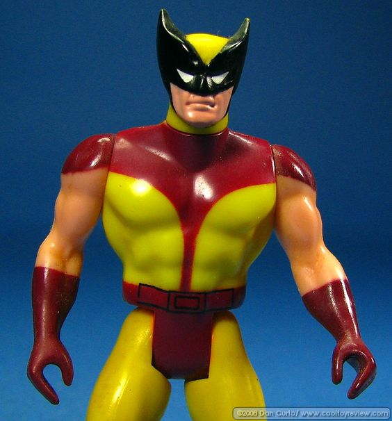 Wolverine Marvel Secret Wars toy