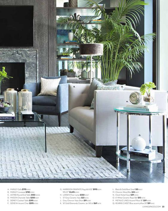Pinterest the world s catalog of ideas for Jeff lewis living room designs
