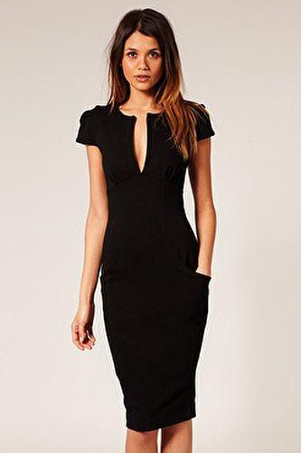 ASOS Cocktail Dresses: Cocktaildress, Classy Cocktail Dress, Cocktail Dresses, Little Black Dress, Black Cocktail Dress, Fall Cocktail Dress