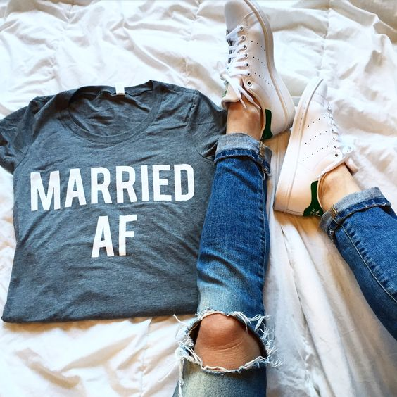 For those just married, or those who are MARRIED AF.