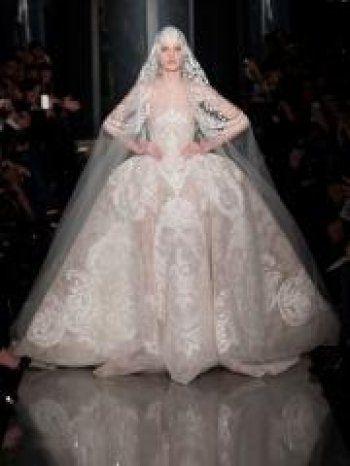 robes de mariées de luxe printemps-été 2013  Mariage, Elie Saab ...