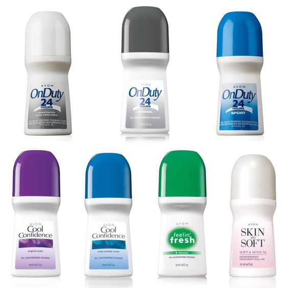 Deodorants- Any 2 for $3!