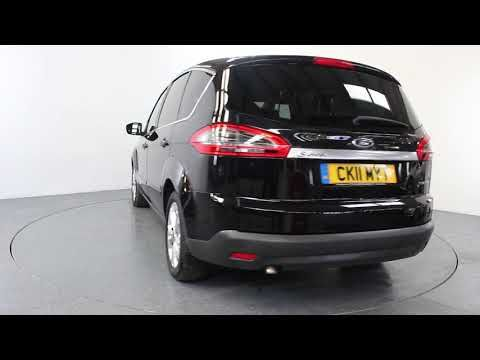 Ford S Max 2 0 Tdci 163 Titanium Air Conditioning Alloy Wheels Bluetooth Cruise Control Dab Reverse Parking Parking Camera Used Cars