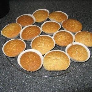 Schnelle Joghurt-Muffins