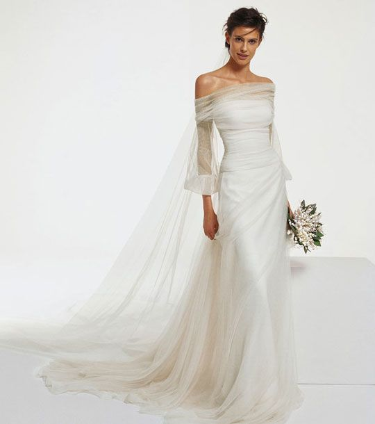 Wedding dressses classic and wedding on pinterest for Di gio wedding dress prices