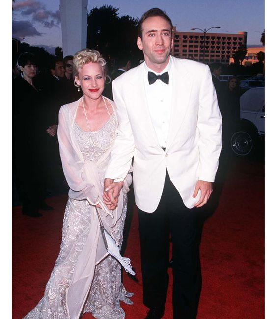 Patricia Arquette and Nicolas Cage were married 1995-2001
