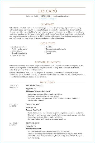Resume Templates Volunteer Work Resume Examples Resume Skills Resume Templates