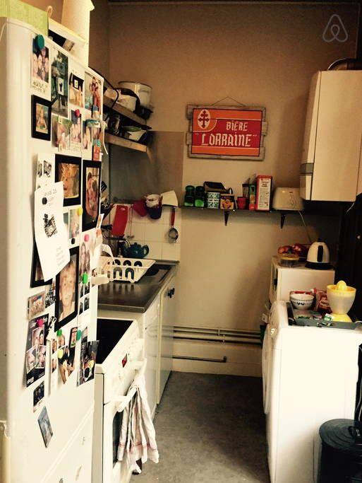 Dai un'occhiata a questo fantastico annuncio su Airbnb: Bel F3 en plein cœur de rouen a Rouen