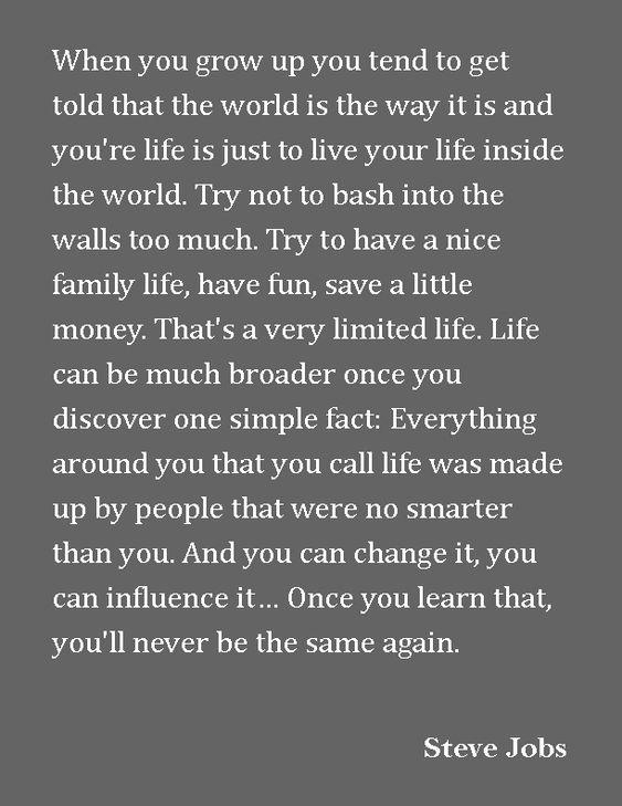Steve Jobs #quotes #motivational