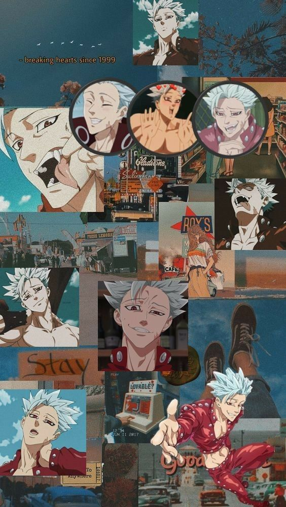 Pin By Valeska On Los 7 Pecados Capitales In 2020 Cute Anime Wallpaper Anime Wallpaper Anime Wallpaper Iphone