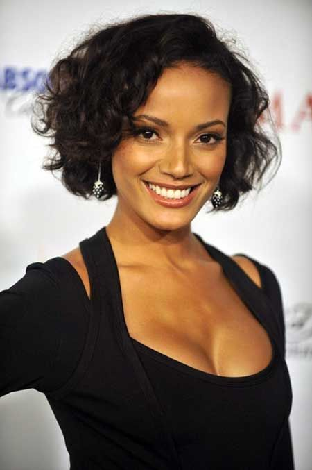 Fantastic Short Black Curly Hairstyle For Black Women Short Hairstyles Short Hairstyles Gunalazisus