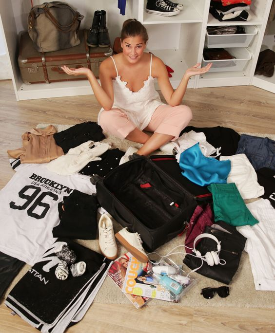 So packst du deinen Koffer richtig – Mehr Platz, weniger Knitterfalten!