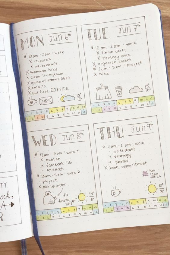 Bullet Journaling Is the New Organisational Method That Will Change Your Life