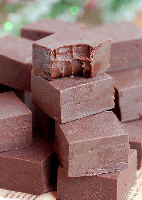 Easy Chocolate Fudge Recipe Recipe In 2020 Fudge Recipes Fudge Recipes Chocolate Chocolate Fudge