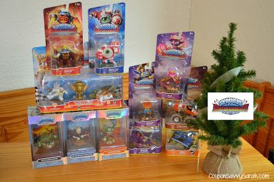 Skylanders Goes Full Speed Into the Holidays - Check out these great gift ideas! #HolidayGiftGuide  http://couponsavvysarah.blogspot.com/2015/12/skylanders-goes-full-speed-into.html