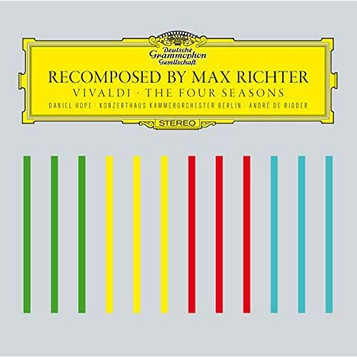Richter Recomposed By Max Richter Vivaldi The Four Seasons Spring 1 Max Richter Vivaldi Four Seasons