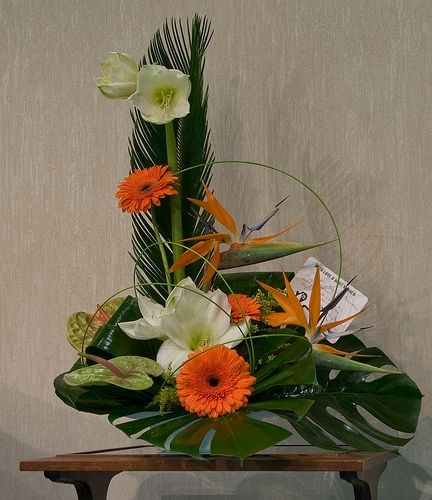 flower arranging styles | related posts flower arrangement pictures wedding flower arrangement ...