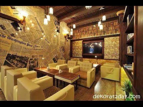 نتيجة بحث الصور عن ديكورات مطاعم مودرن Furniture Home Home Decor