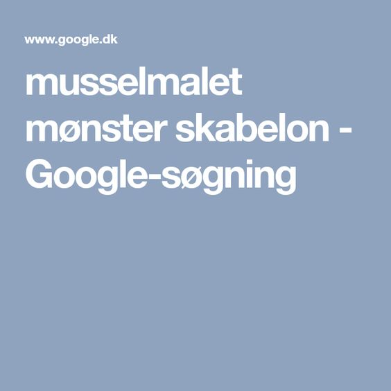 Musselmalet Monster Skabelon Google Sogning Skabelon Monster Gratis Monster