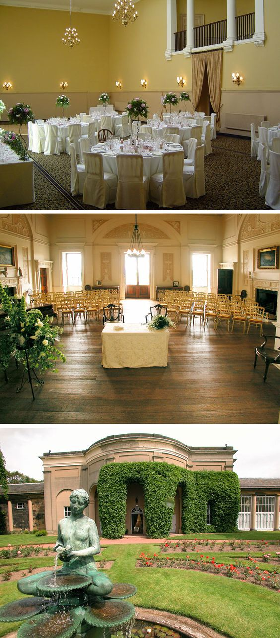 Fountains Abbey Studley Royal Historic Building Wedding Venue In Ripon Yorkshire