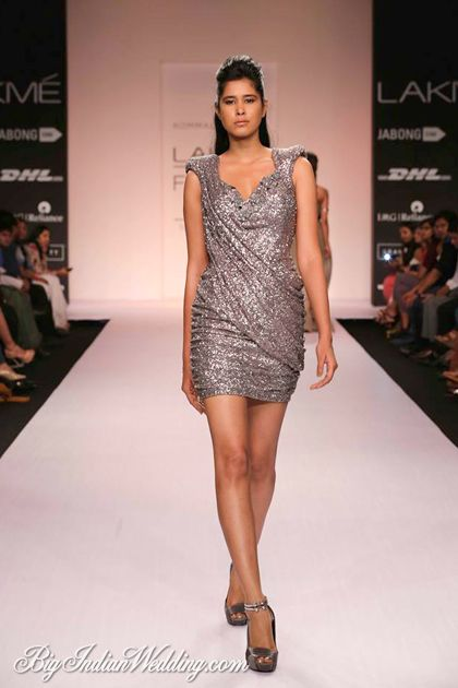 Sexy sequinned dress. HOT TREND of the season