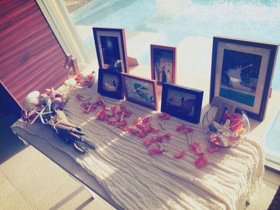 #weddingidea#diy#handmade#gesthousewedding#japan#beachwedding#beach#sea#結婚式#ウェルカムスペース#手作り