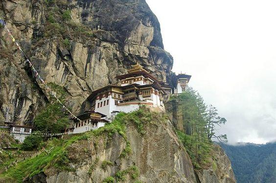 Monastério de Taktsang Palphug, Butão