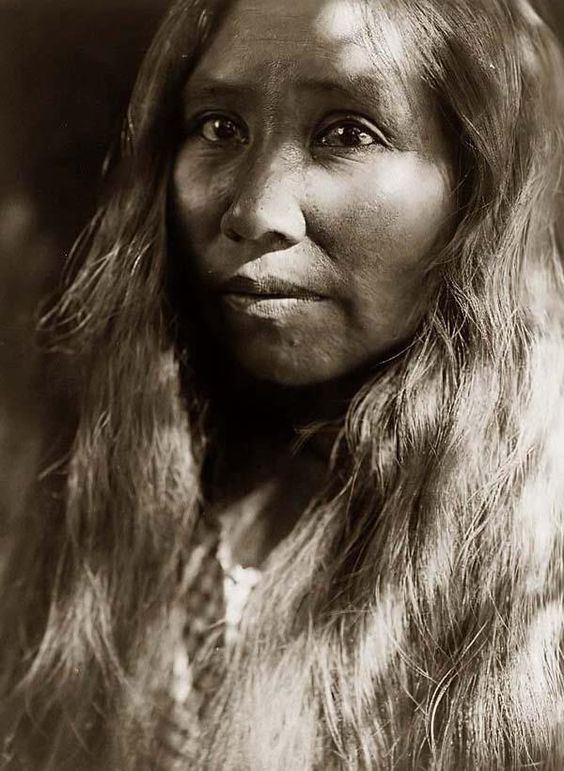 Kato (Cahto) Indian Woman    The Cahto are an indigenous Californian group of Native Americans. Today they are enrolled as the federally recognized tribe, the Cahto Indian Tribe of the Laytonville Rancheria or a small group of Cahto are enrolled in the Round Valley Indian Tribes of the Round Valley Reservation