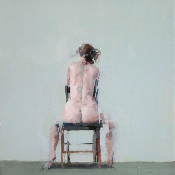 alex kanevsky | k.b. with chair, 2007