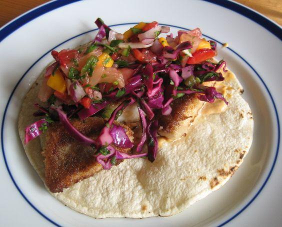 Doug's Really Good Fish Tacos : Slow Life with Real Food