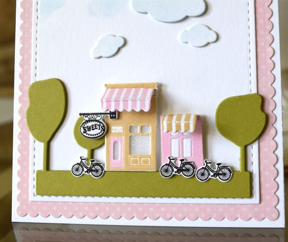 Marybeth's time for paper: Papertrey Ink Blog Hop and NBUS