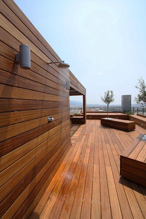 Floor Rooftop Garden