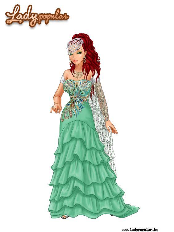 Green Aphrodite