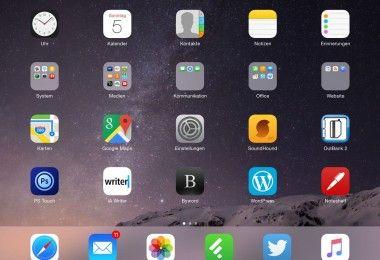 iPad_Bildschirm