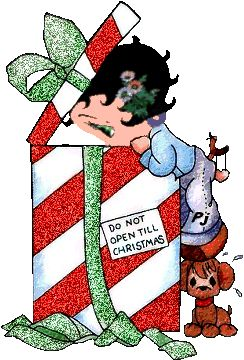 Photos of Christmas Betty Boop | Betty Boop Christmas Comment Image | MyCommentSpace