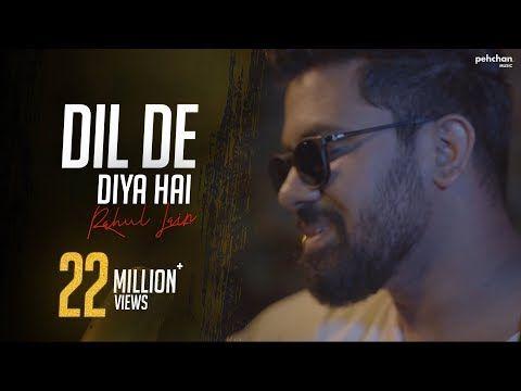 Dil De Diya Hai Jaan Tumhe Denge Unplugged Cover Rahul Jain Masti Youtube Bollywood Songs Cover Songs Original Song