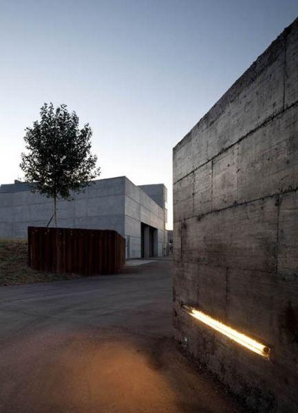 slam jam headquater |ferrara| by diener & diener architects + landscape design antonio ravalli architetti