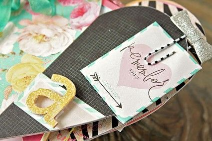This amazing mini book by Ranjini Malhotra inspires us to get creative with our paperclips! Who says your desk drawer has to be boring??