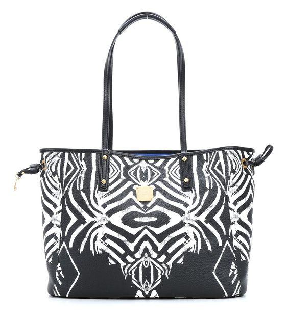 wardow.com - Tasche von MCM, Shopper Project Visetos Shopper mehrfarbig 33 cm