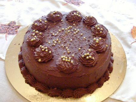 Sjokoladekrem   Vakre kaker