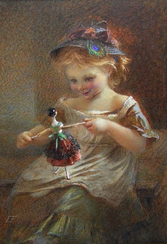 The Doll, Emily Farmer: