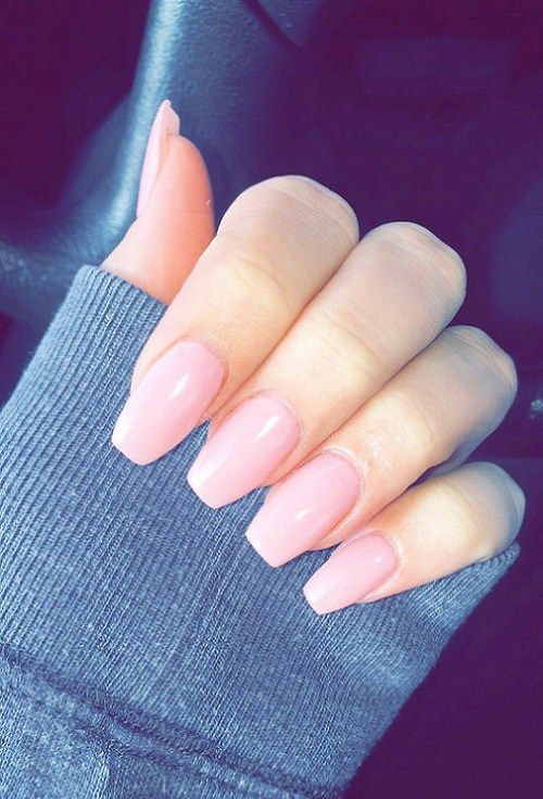 16 Simple Nail Ideas 2018 in 2019
