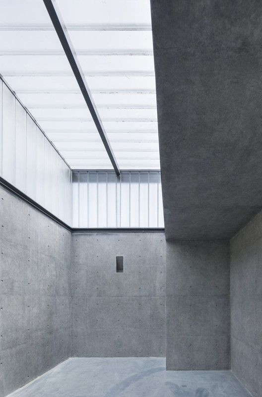 Gallery Of Xuzhou City Wall Museum Continual Architecture 16 Skylight Architecture Museum Architecture Architecture Glass
