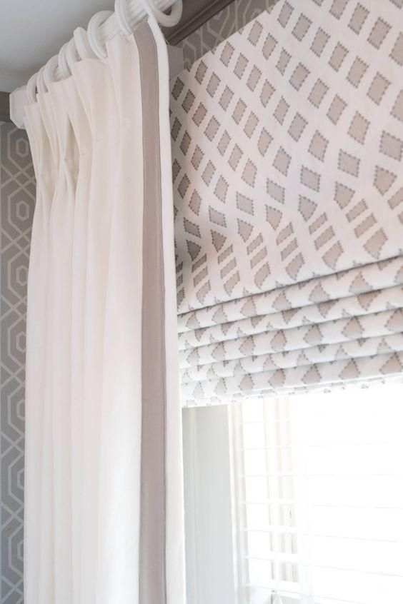 Curtains With Ribbon Border Trim I Spiffy Spools In 2020 Window Treatments Bedroom Window Treatments Living Room Living Room Decor Curtains