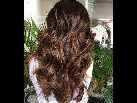 اعملي شعرك خصل بدون سحب لون سهل جدا Youtube Hair Styles Beauty Hair
