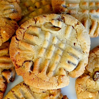 JULES FOOD...: Betty Crocker's Peanut Butter Cookies