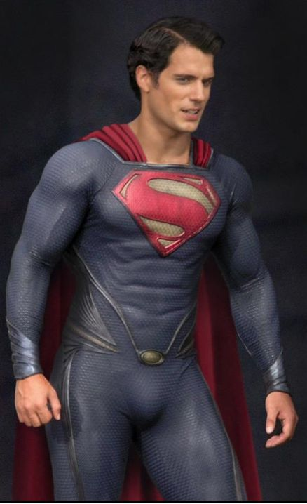 New Superman - Henry Cahill