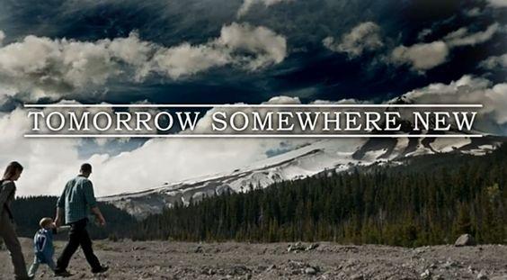 tomorrow somewhere new - adventure parents